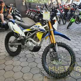 Kawasaki KLX 150 Extreme Odo 10rb Simpanan berkelas Zaky Mustika