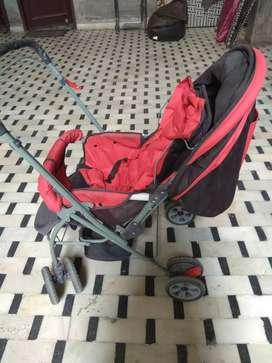 Baby pram luvlap brand for sale, brand new condition