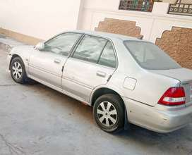 Honda city 2002 Automatic transmission