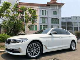Kredit / Cash mobil BMW 530i luxury line 2018