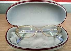 Preloved kaca mata MAX & CO original lengkap box