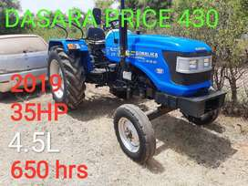 Tractor for sale DASARA OFFER.. DAMAKA LIMITED OFFER