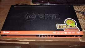 Jual dvd merk GMC.