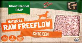 Raw Natural Food for dogs and cats