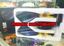 Spion Motor Tomok Full CNC