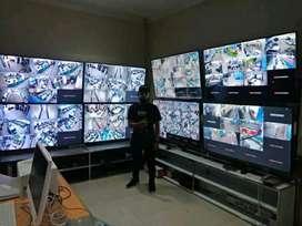 Solusi pasang keamanan CCTV