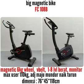 Sepeda statis,treadmill, home gym,bisa bayar dirumah id 54317