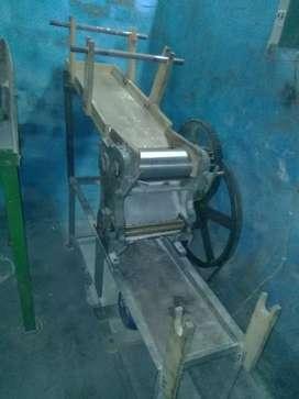 Chowmine machine