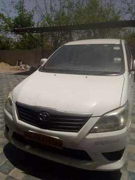 Taxi passing Innova want sell urgent at good price