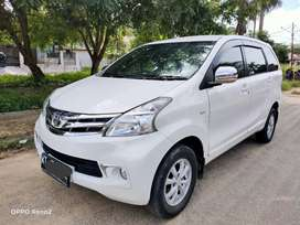 Avanza g 2014 manual unit bergaransi