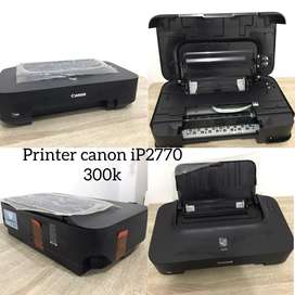 Printer canon masih bagus