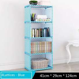Colorfull book rack