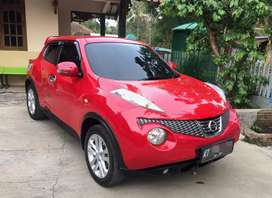 NISSAN JUKE RX 1.5 AT RED EDITION 2013