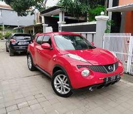 Nissan Juke Rx 1,5 cvt / merah merona