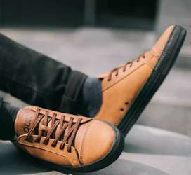 Sepatu Otiv Baru Sekali Pake