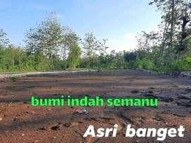 Tanah Siap Bangun Di Semanu Yogyakarta Barat