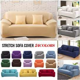 Sofa, Mattress, Chairs Covers And Bed Sheet