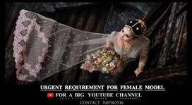 Kolkata's Biggest Youtube Channel  Need A Female Model