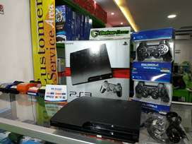 PS3 Slim 160GB Free 10Games Bebas Pilih