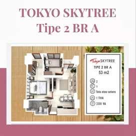 JUAL APARTEMEN MEWAH DI TOKYO SKYTREE PIK 2 UTARA JAKARTA
