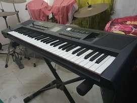 Keyboard Roland BK-5 (Tangan Pertama)