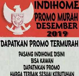 Promo indihome Desember 2019