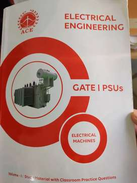 Ace academy books Electrical Engineering All books set