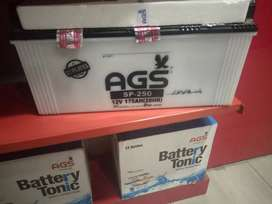 AGS.  Batteries available