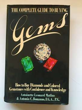 The Complete Guide To Buying Gems Diamonds (Hard Copy)