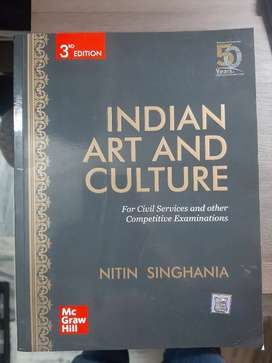 Indian Art And Culture (3rd Edition)