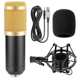 New Box Packed-BM 800 Professional Studio Quality Condenser Microphone