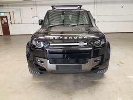 Land Rover Defender HSE X Dynamic Sanorini Black 2021 6 Seat