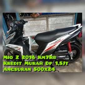 Mio Z 2016 Km7Rban Jaminan Masih Reyen