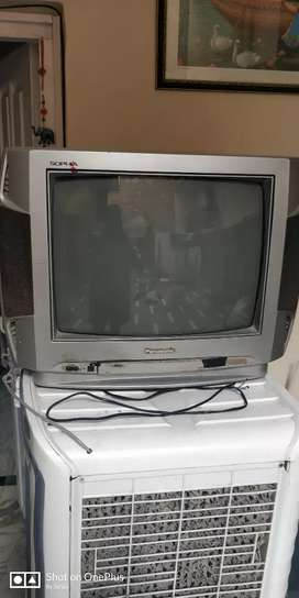TV in good condition coloured