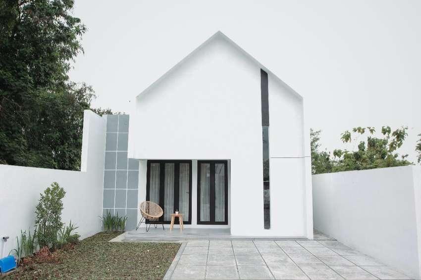 400JTAN DP 5%, Rumah Millenial Desain Minimalis di Timur Kota Jogja