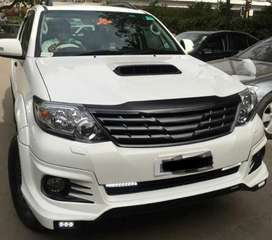 Fortuner type 2 trd bodykit abs quality