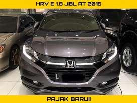 HRV E 1.8 JBL AT Matic 2016. Ada juga 2018