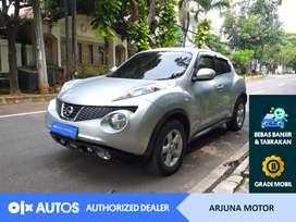 [OLXAutos] Nissan Juke 2012 1.5 Rx A/T Silver #Arjuna Motor