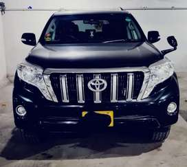 Toyota Land Cruiser PRADO - One owner, one hand driven, as good as new