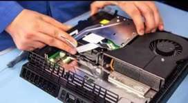 Console Repair Hdmi, power supply