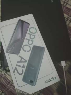 Oppo a12 good conditions 8month s mobile