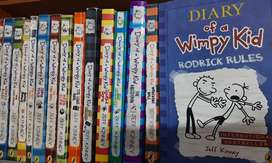 "Diary of a Wimpy kid ""Rodrick Rules"" journal for 399Rs"