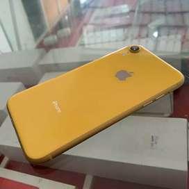 Iphone xr 64gb  second like new termurah