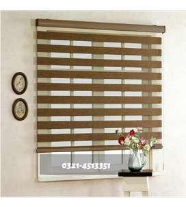 Zebra Blinds collection Home & offices