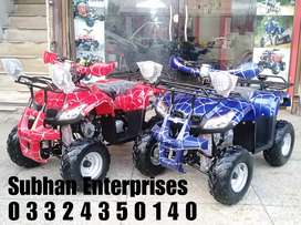 Imported Brand New Atv Quad 4 wheel bike 125cc Engine Available here
