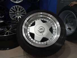 Velg HSR Ring 16 Lubang 4 cocok untuk Mobil Avanza Brio Yaris Mobilio
