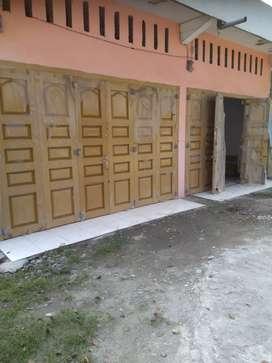 Sewa ruko 4 pintu bisa buat market( Alfa atau Indomaret).