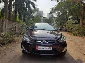 Hyundai Verna 2011-2014 1.6 SX, 2013, Diesel