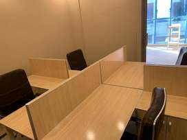 Office Space/Workstations (Fully Furnished) Available for Rent