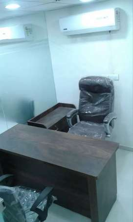 Luxurious office on rent at adajan main road
